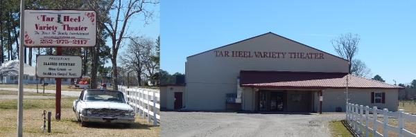 Tar Heel Variety Theater