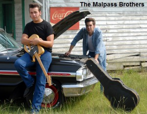 The Malpass Brothers @ Tar Heel Variety Theater | Chocowinity | North Carolina | United States